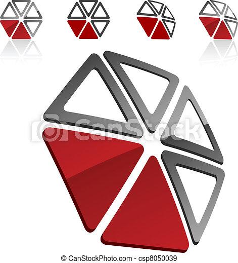 Simbolo de la compañía. - csp8050039