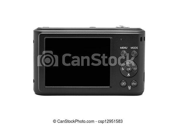 compact camera - csp12951583