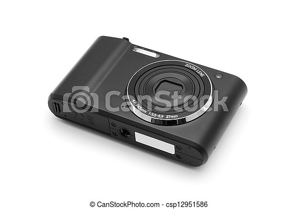compact camera - csp12951586