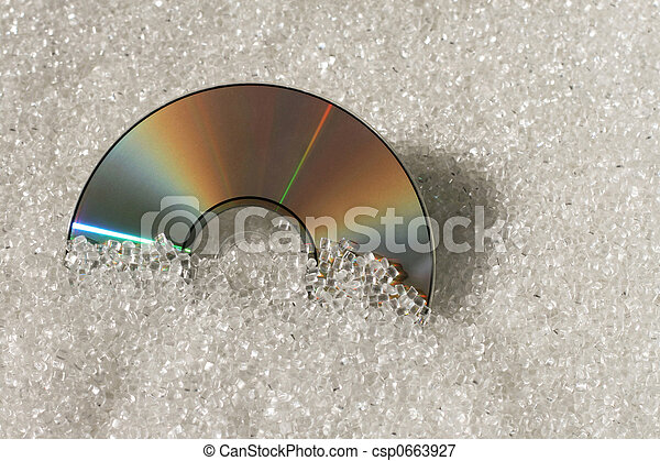 Compact disc - csp0663927