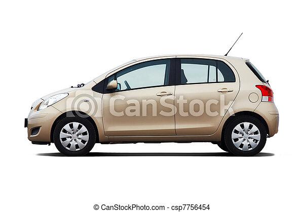 Compacto hatchback - csp7756454