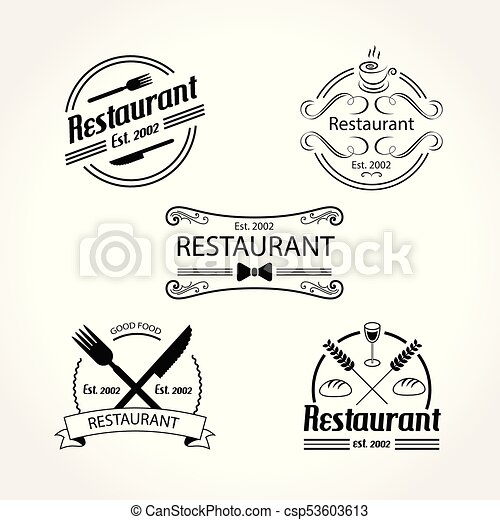 company brand template logo identity csp53603613