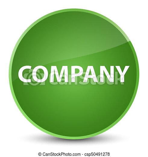 Company elegant soft green round button - csp50491278