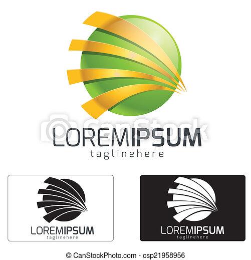 Company Logo - csp21958956