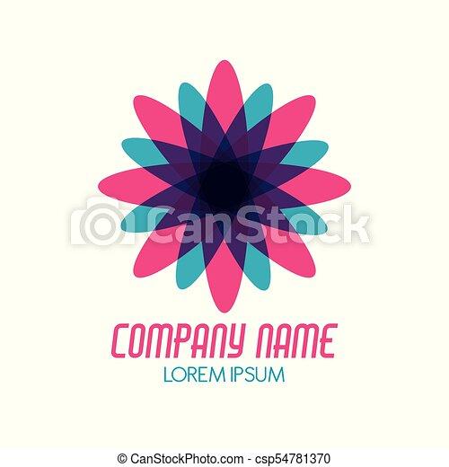 Company Name Symbol Icon Vector Illustration Graphic Vectors