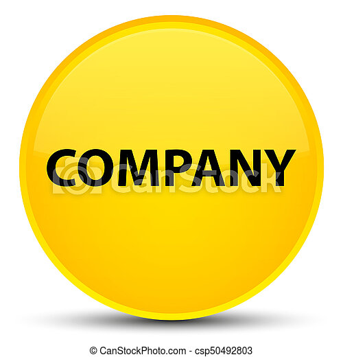 Company special yellow round button - csp50492803