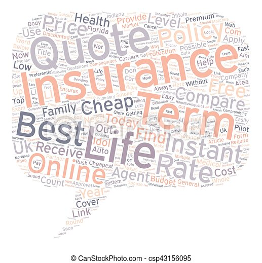 Term Life Online Quote Enchanting Compare Instant Online Quotes For Term Life Insurance Todayeps
