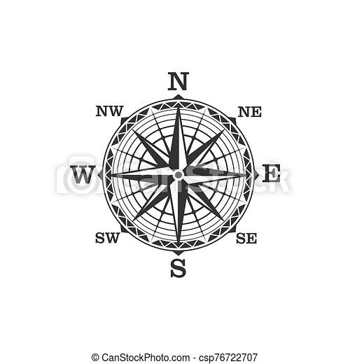 compas, vendange, symbole, signe - csp76722707
