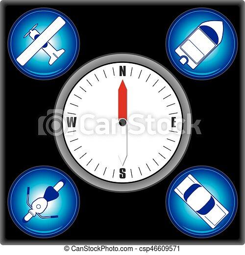 Compass - csp46609571