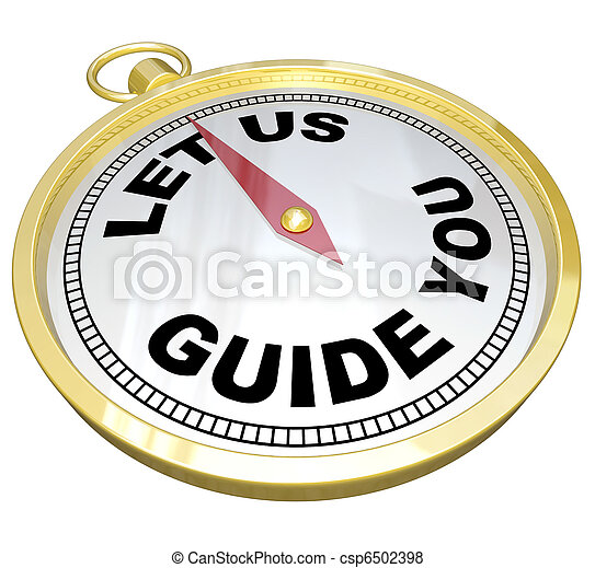 Compass - Let Us Guide You Support and Service - csp6502398