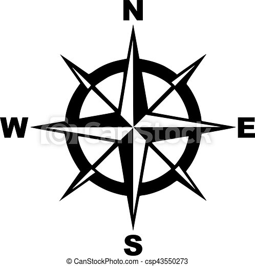 compass with north south east west clip art compass rose clip art compass colored