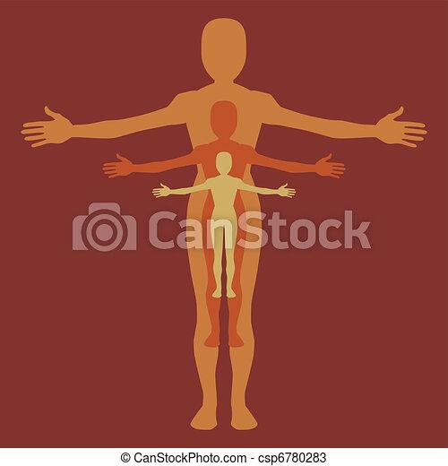 Compassionate human design. - csp6780283
