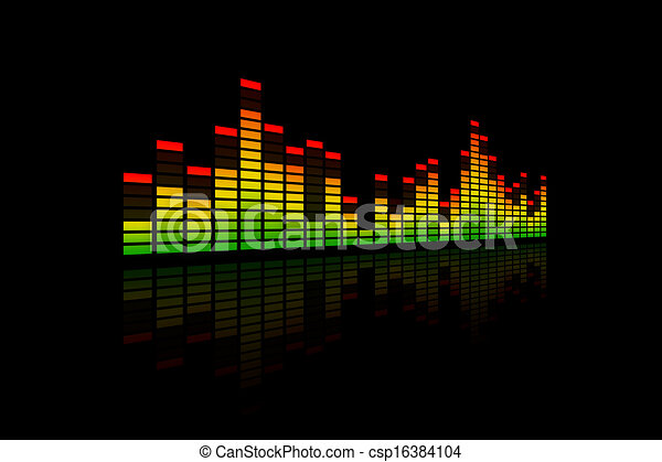Sound Bar Background Compensateur, b...