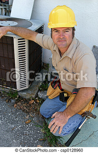 Competent AC Repairman - csp0128960