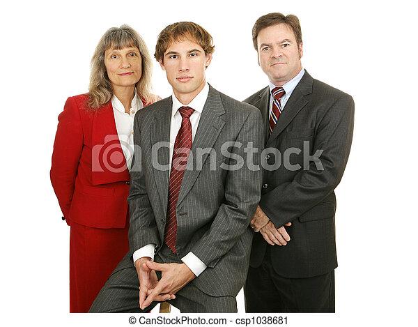 Competent Business Team - csp1038681
