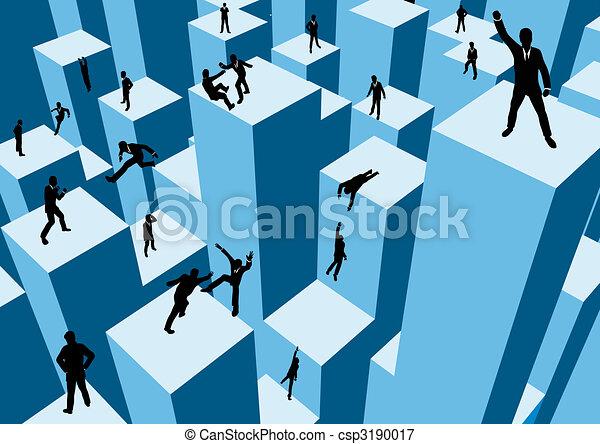 Competencia de negocios - csp3190017
