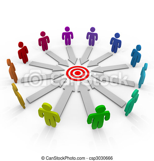 Competitors Aiming for the Same Goal - csp3030666