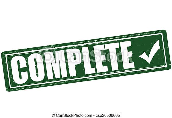 Complete - csp20508665
