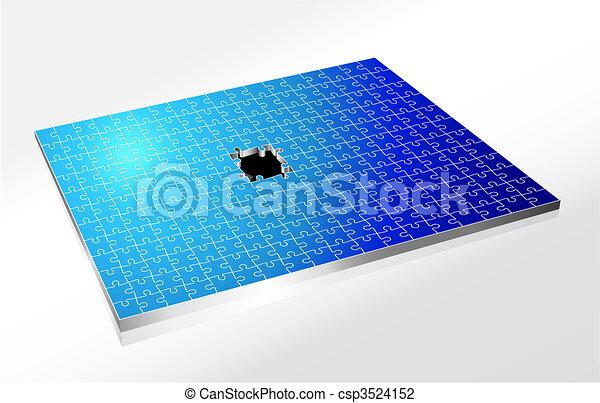 Complete Large Puzzle - csp3524152