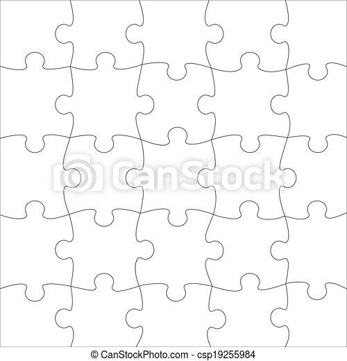 Complete puzzle - csp19255984