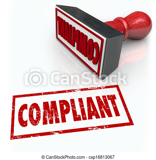Compliance Stamp Word Audit Rating Feedback - csp16813067