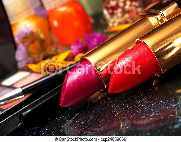 Maquillaje - csp24859066
