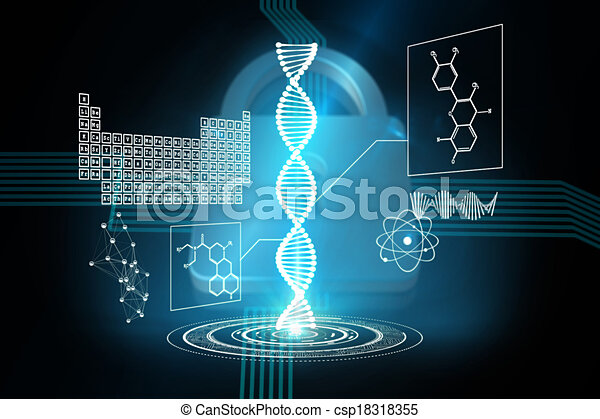 composite image of dna helix interface stock images csp18318355 LivingDNA Reviews