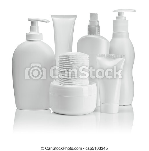 composition for skin care isolated - csp5103345