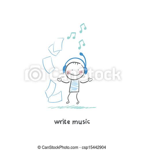 compositore - csp15442904