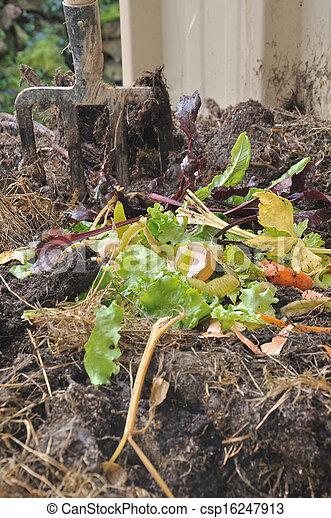 compost - csp16247913