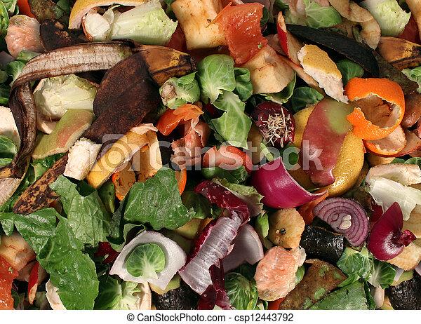 Composting  - csp12443792