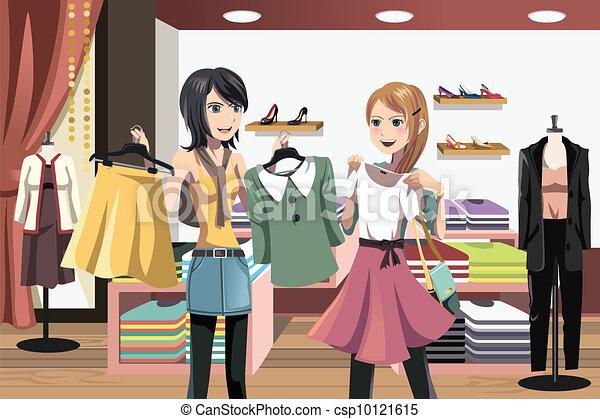 Comprar mujeres - csp10121615