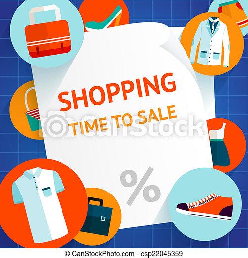 ea83b2a6d compras, ropa, plantilla, plano de fondo