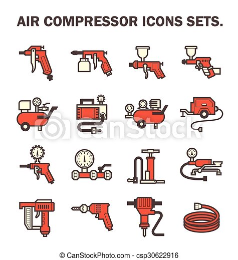 compresseur, air - csp30622916