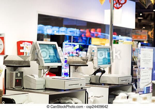 Chequeo de tiendas - csp24409642