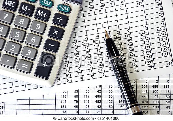comptabilité - csp1401880