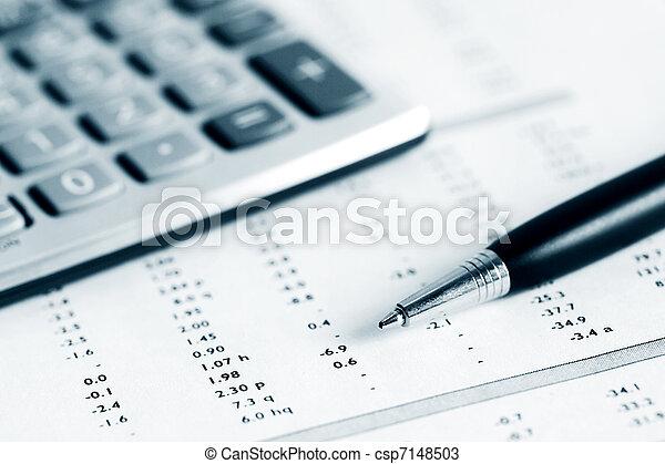 comptabilité - csp7148503