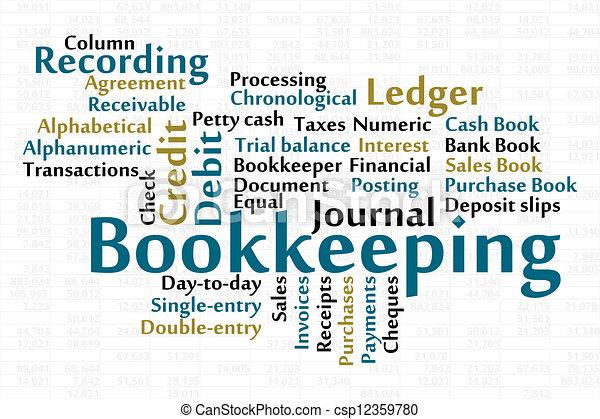 comptabilité - csp12359780