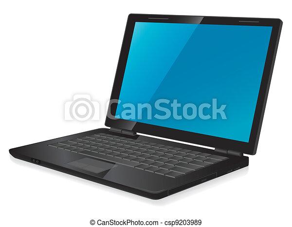 computador laptop - csp9203989