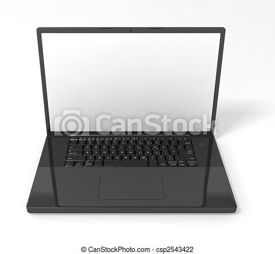 Laptop - csp2543422