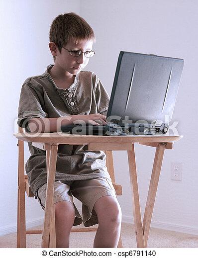Computer Boy - csp6791140