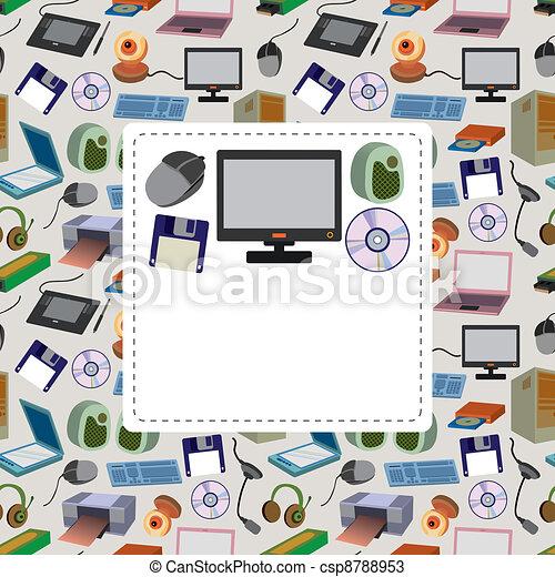 computer card - csp8788953