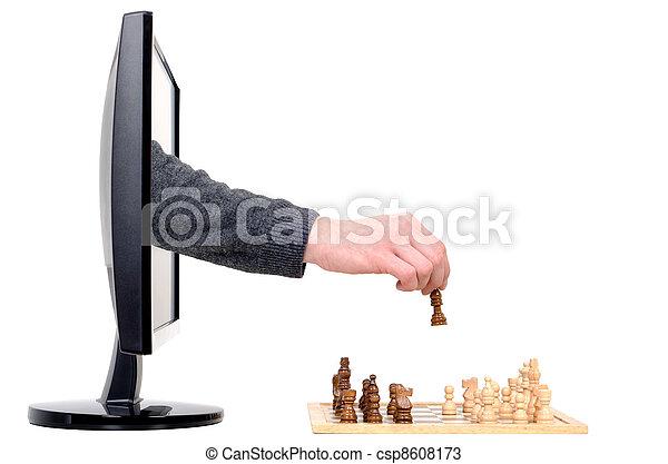 computer chess - csp8608173