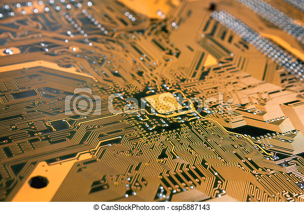 Astounding Computer Circuit Board Royalty Free Stock Photo Add To Lightbox Wiring 101 Cabaharperaodorg