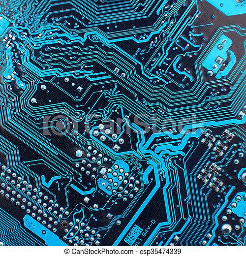 computer circuit technology background csp35474339