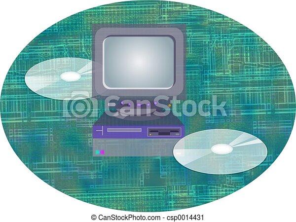 Computer - csp0014431