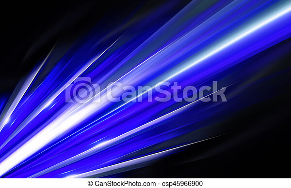 computer design of blue abstract background - csp45966900