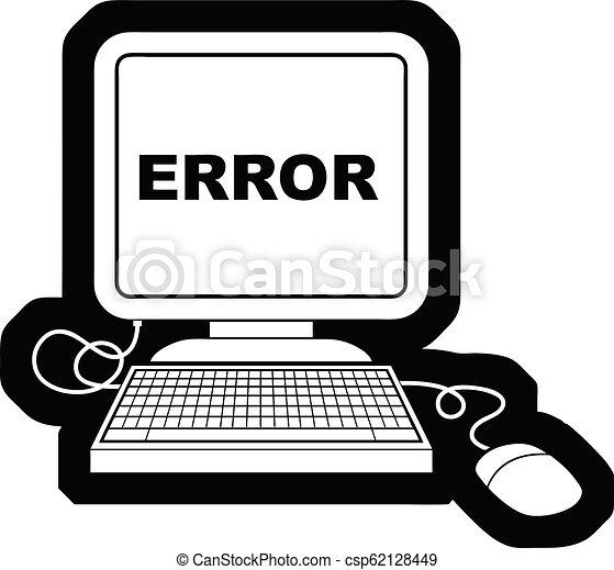 computer error - csp62128449