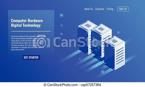 computer hardware server room rack digital technology data