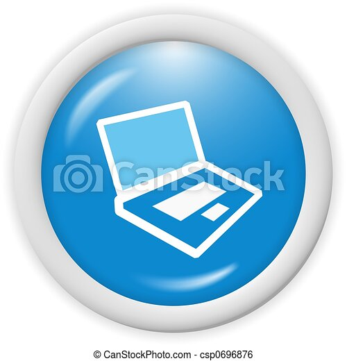 computer icon - csp0696876